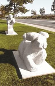 sculpture CCP Madeline Wiener